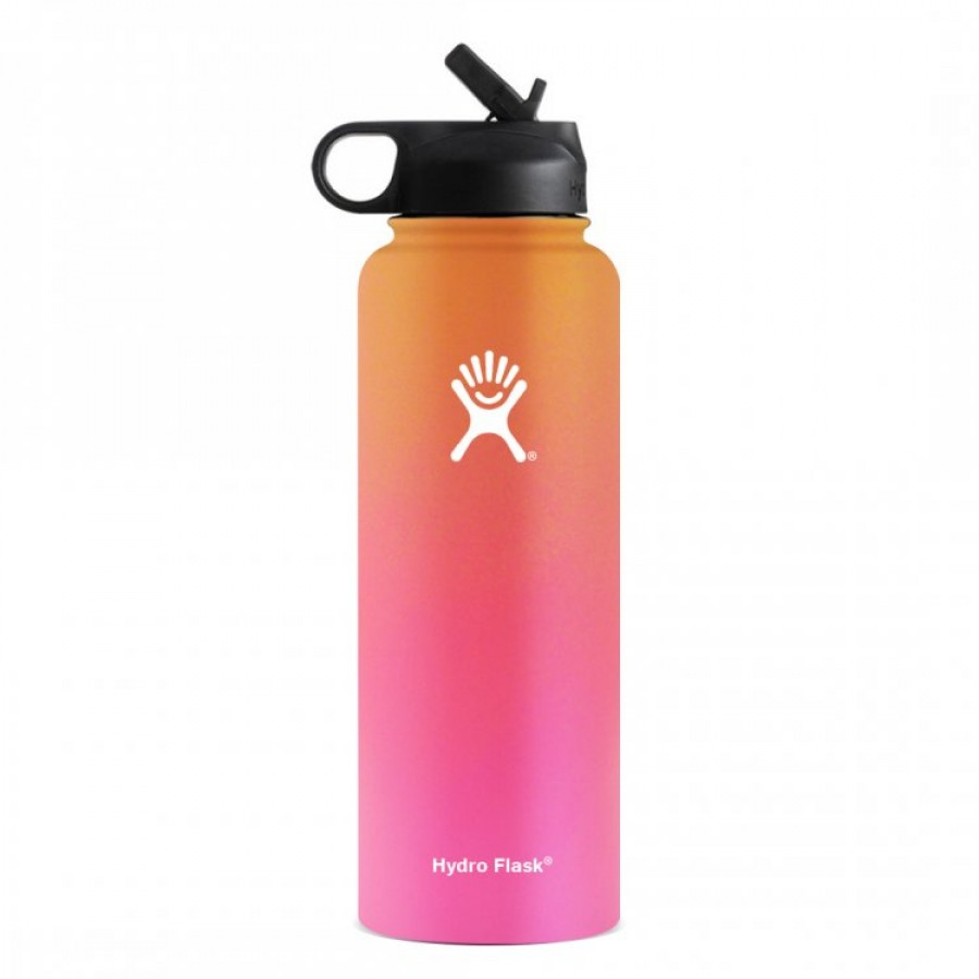09032ae254 Hydro Flask 40 oz Wide Mouth PNW Collection