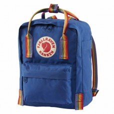 Fjallraven Kanken Rainbow Mini Backpack