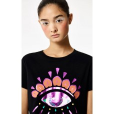 Kenzo Womens Holiday Capsule Collection Eye T-shirt